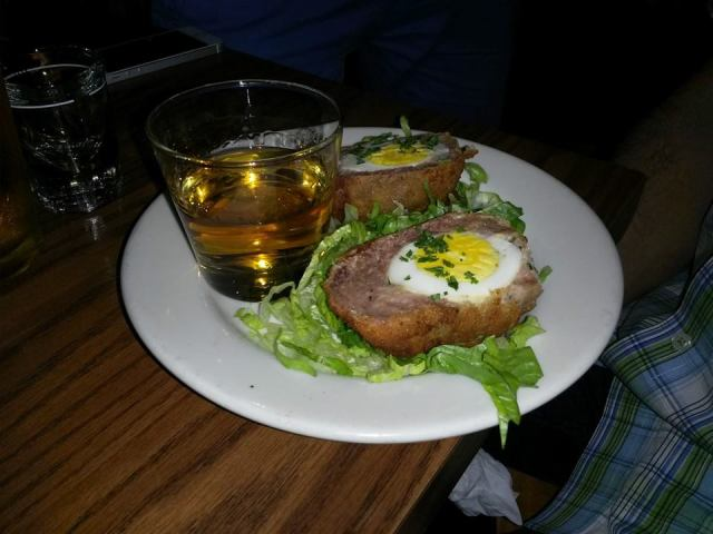 not tasty scotch egg