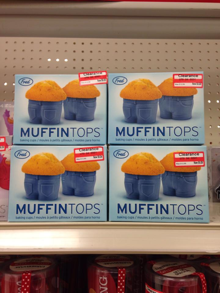 Muffin Tops forms