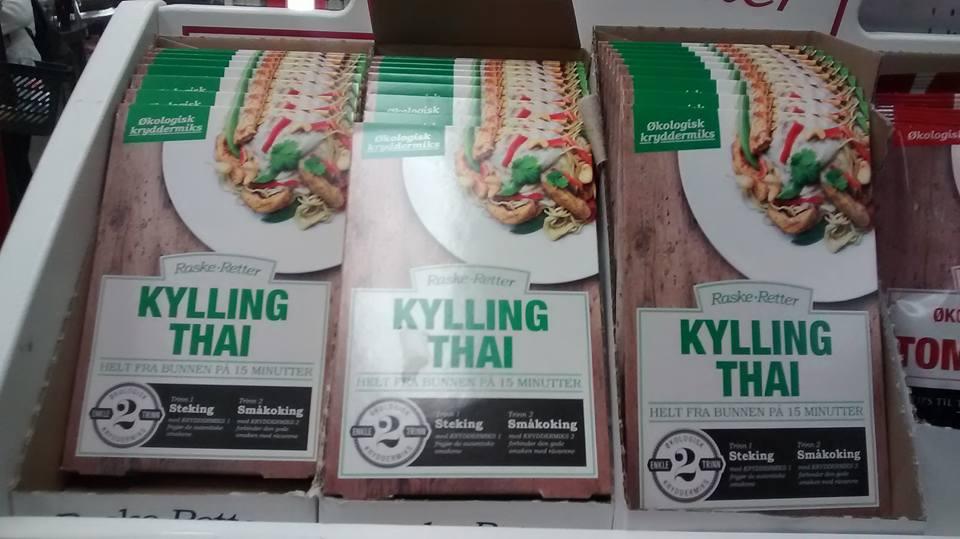 kylling thai