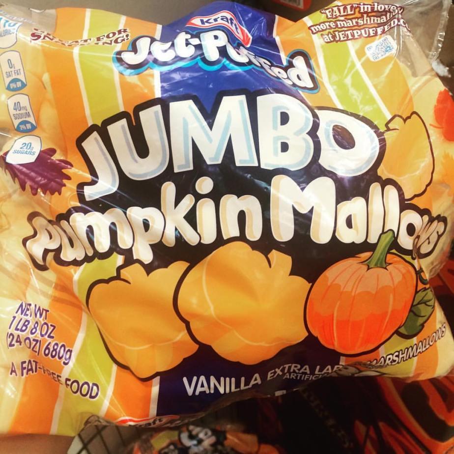 Pumpkin Mallows