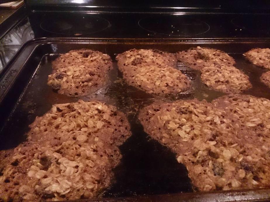 Momfail cookies