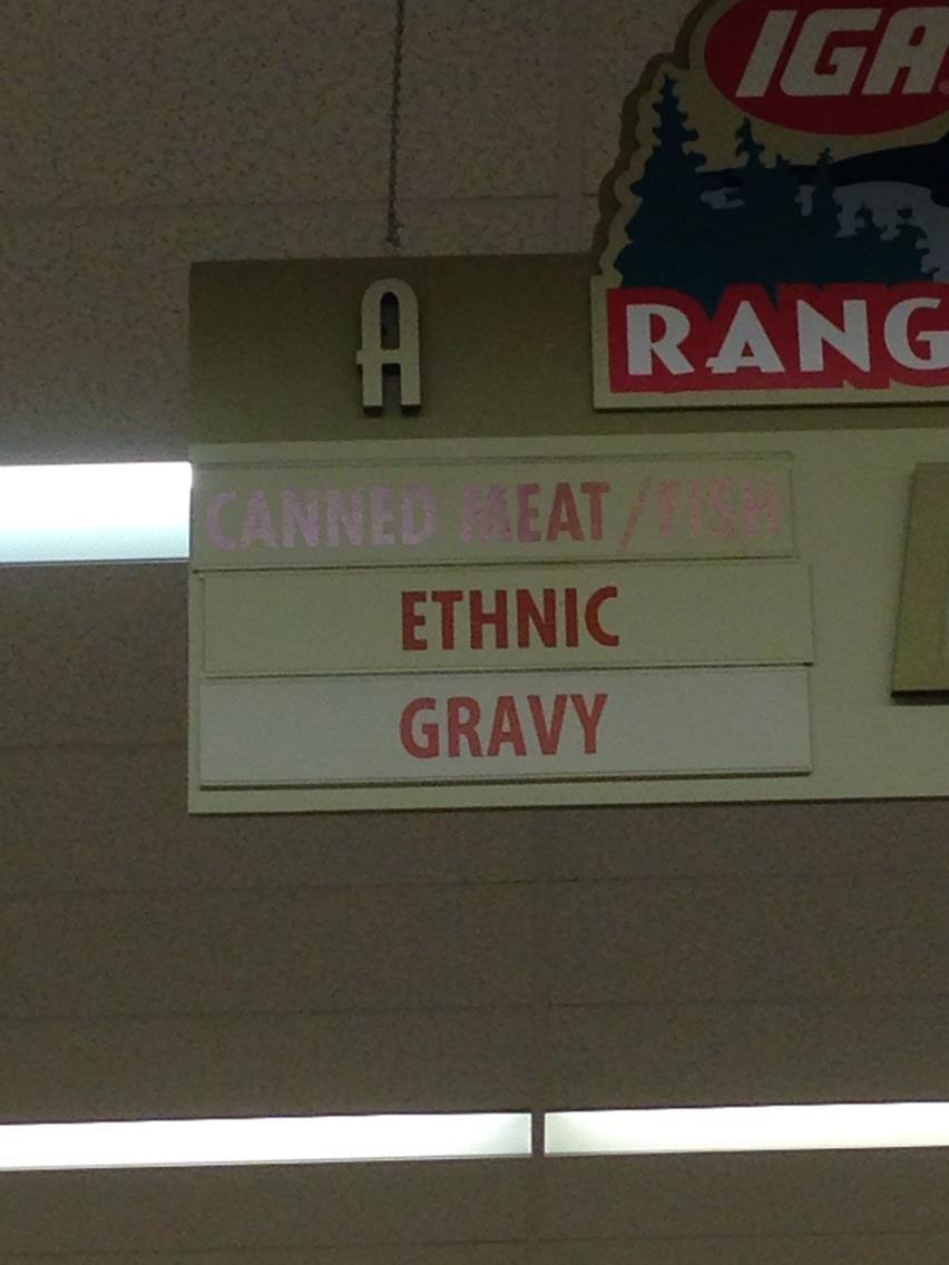 Ethnic Gravy