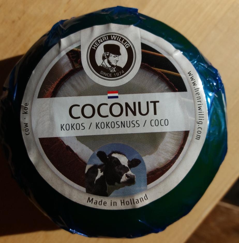 Coconut gouda