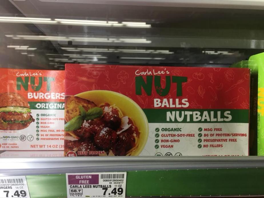 Organic Nut Balls