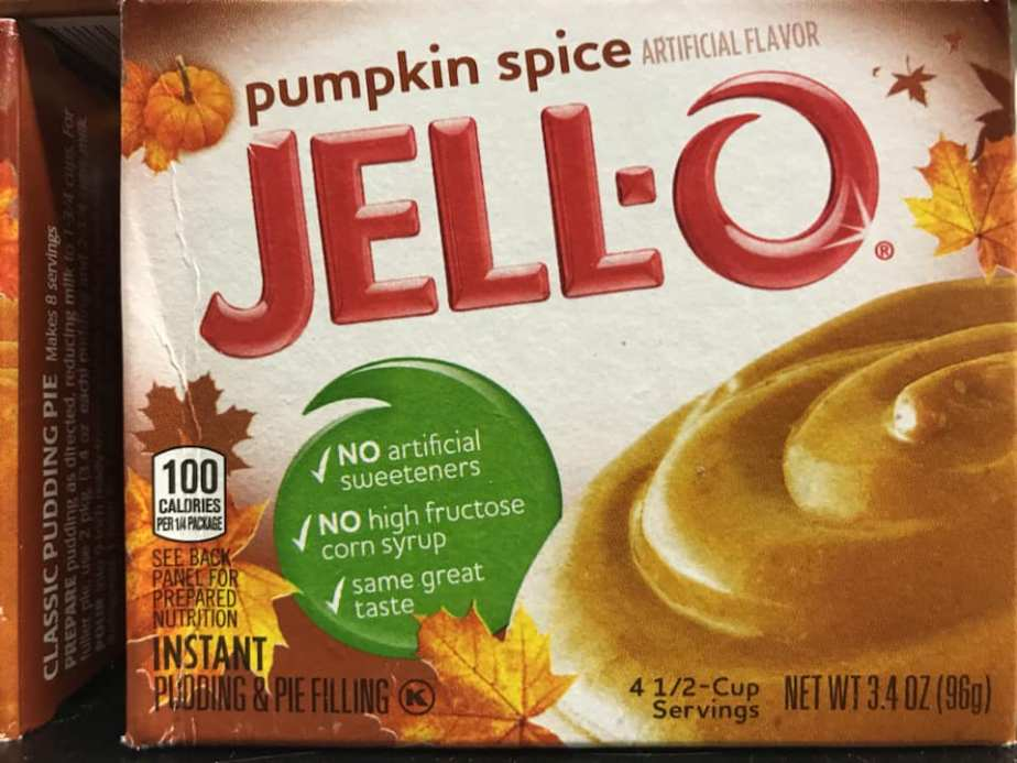 Pumpkin spice season has begun